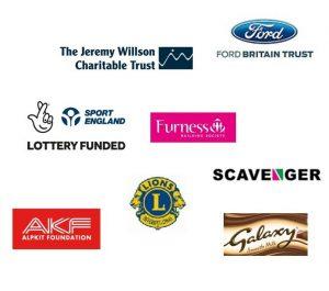 Many corporate logos