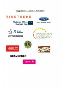 Logos of our sponsors
